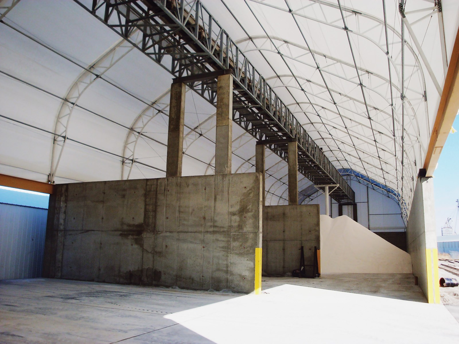 Bulk Fertilizer Storage | Casey Fertilizer