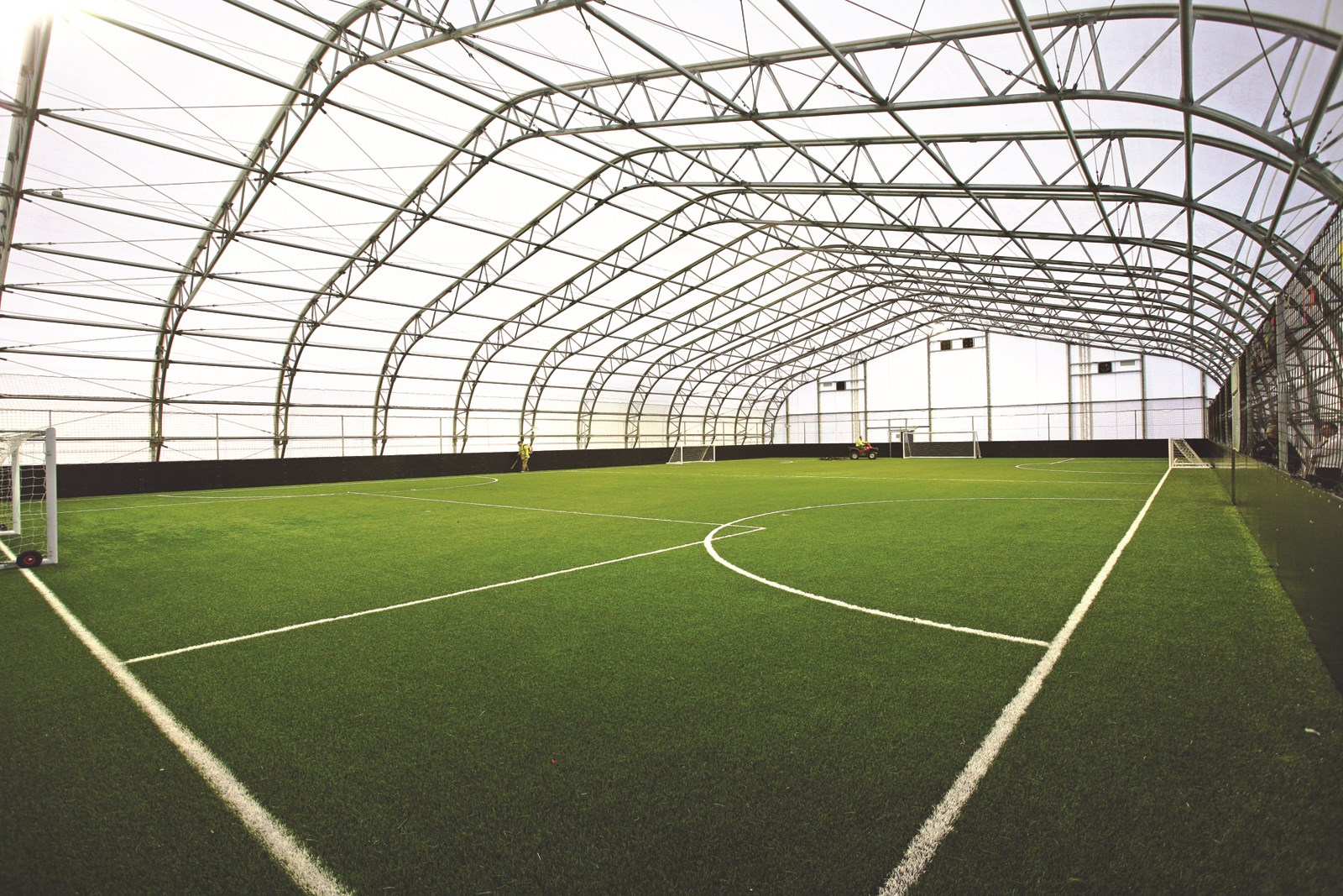 Indoor Sports Center | Oxford Academy