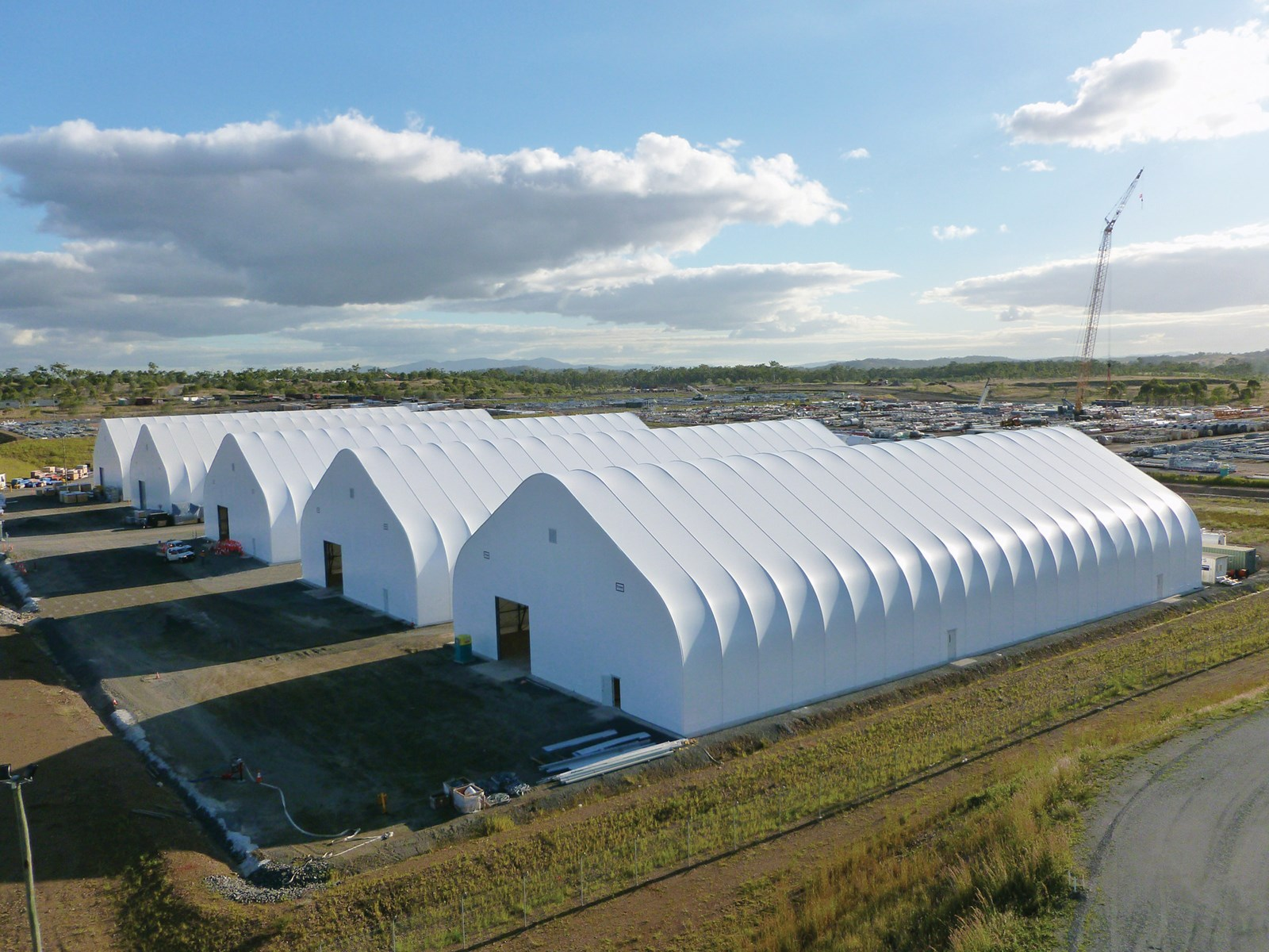 Warehouses & Workshops | Bechtel Australia