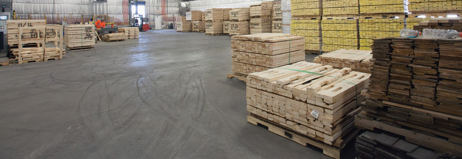 Warehouse for North Star Pallets | Norseman Structures
