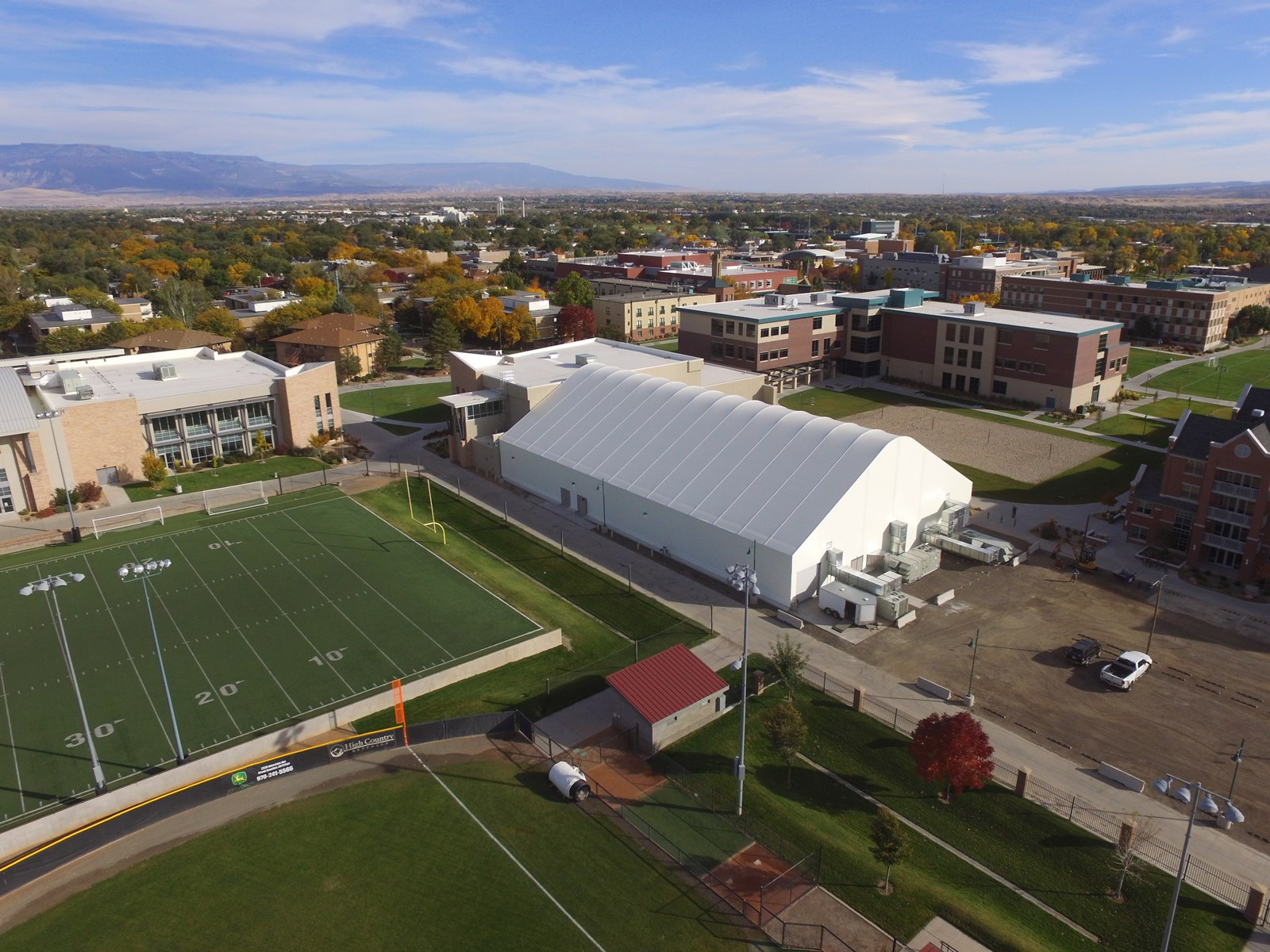Multi-Purpose Sports Facility | Colorado Mesa University (CMU)