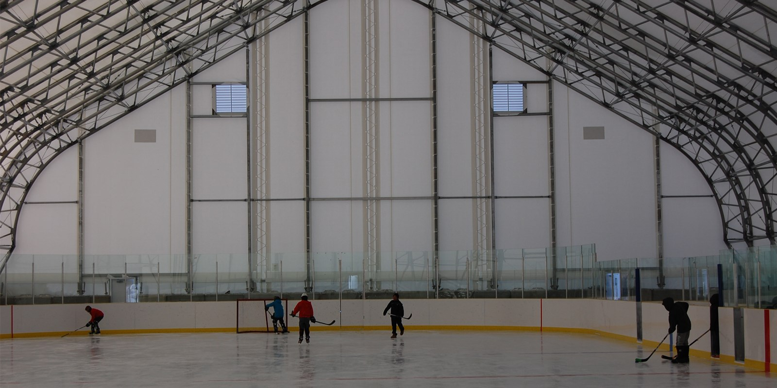 Hockey Arena | Henry Cook Memorial Arena