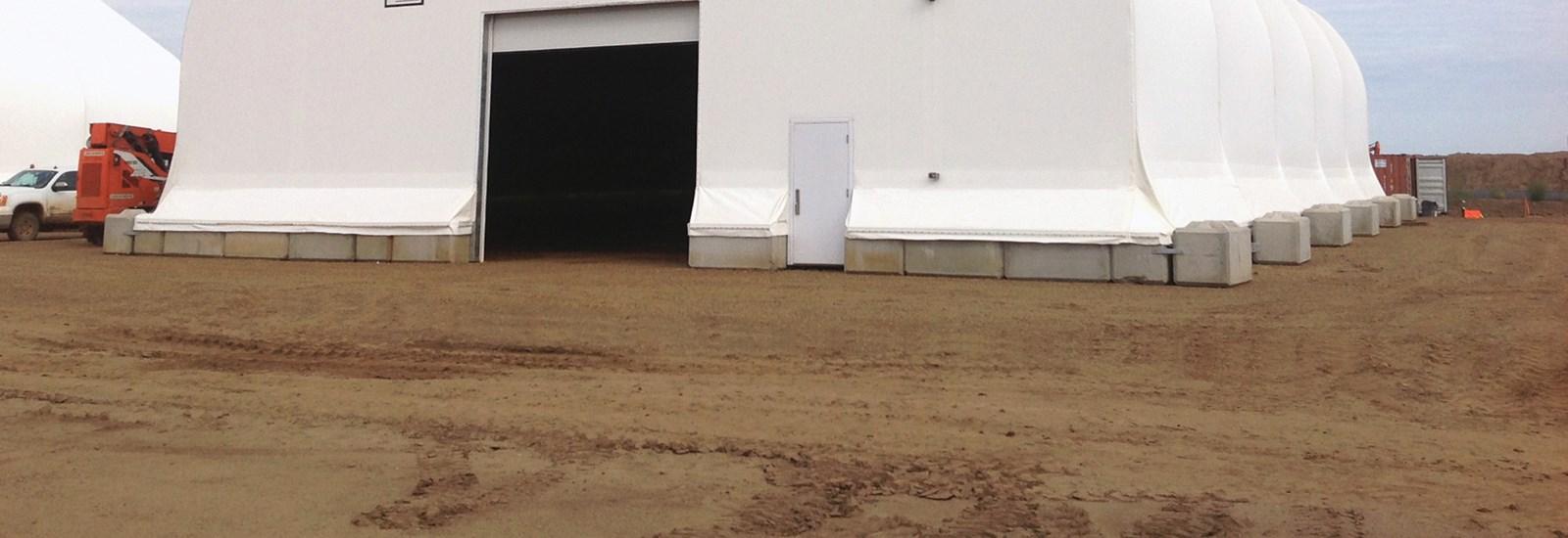 Equipment Maintenance & Warehouse | Suncor