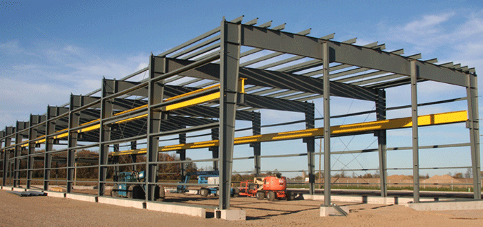 Pre Engineered Building Frames Norseman Structures