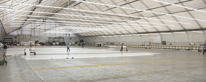 Norseman Structures Fabric Manufacturing Plant